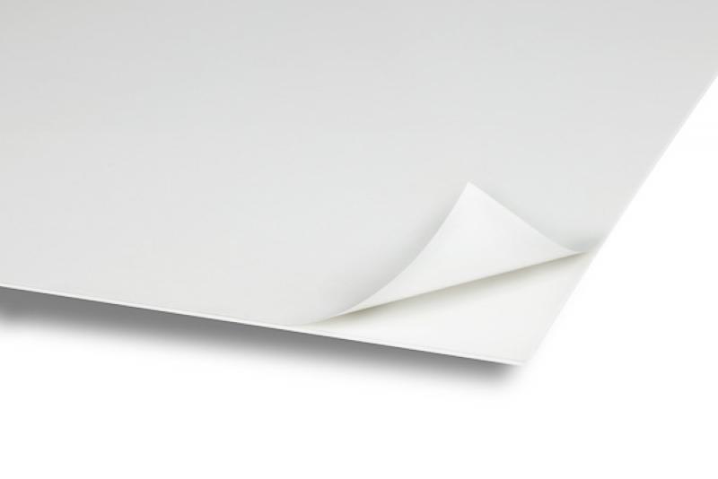 Zelfklevend polystyreen  1 mm