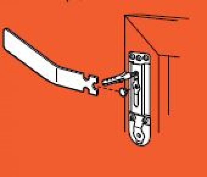 Sleutel voor antidiefstalbout