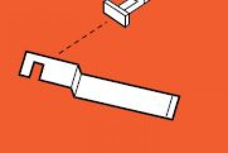 Speciale sleutel voor antidiefstalsets