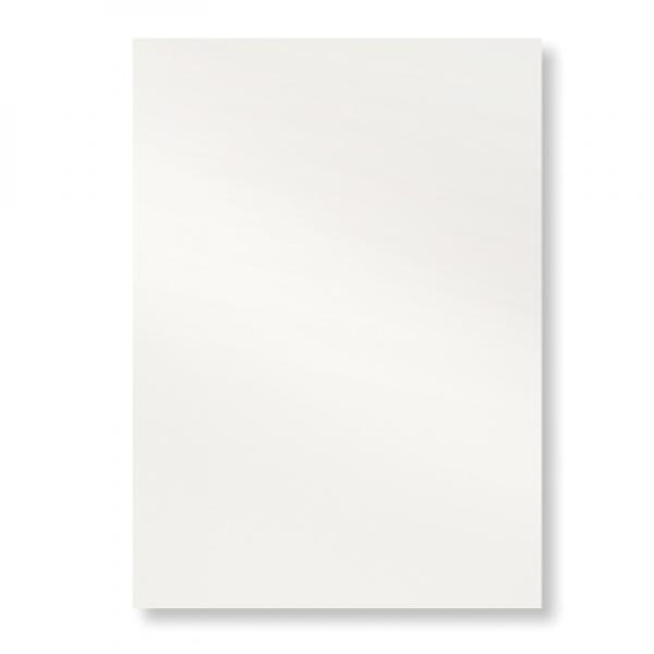 Wit karton Tweezijdig 40x55 cm