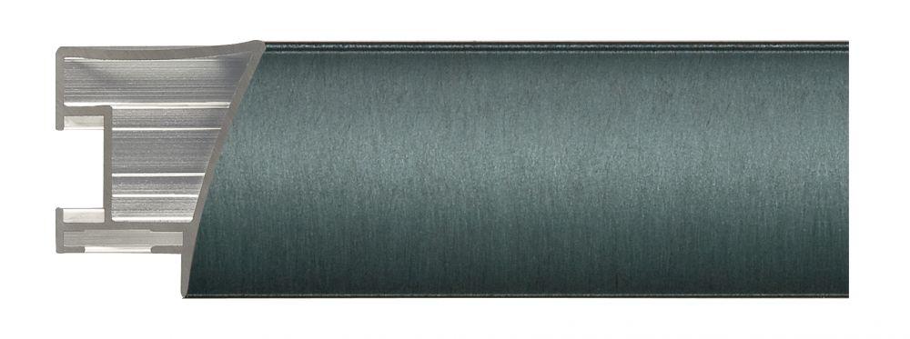 Aluminium lijst - NIELSEN - Profiel 225 - Brushed Opal 225-224