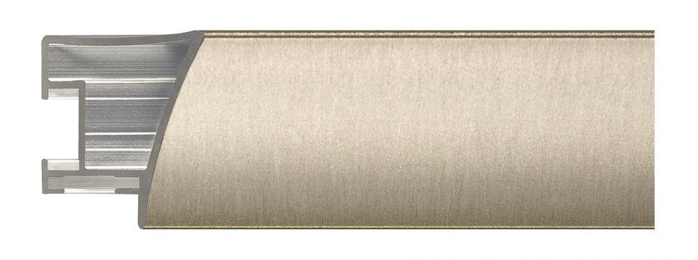Aluminium lijst - NIELSEN - Profiel 225 - Brushed Pyrit  225-219