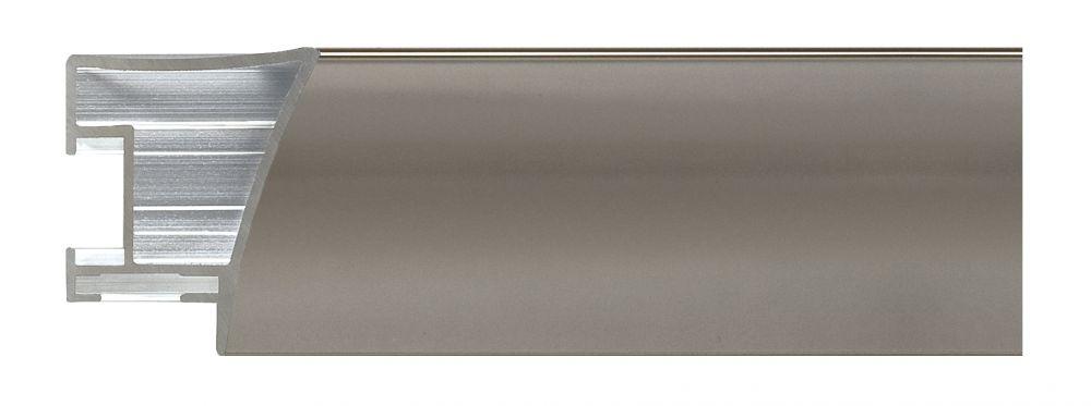 Aluminium lijst - NIELSEN - Profiel 225 - Contrast Grey 225-006