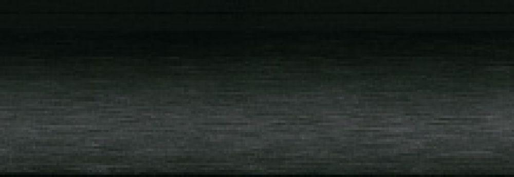 Aluminium lijst - NIELSEN - Profiel 24 - Bright satin black 24-421