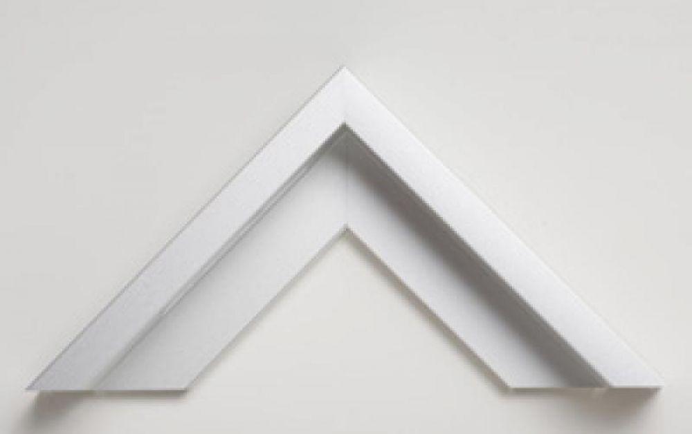 Aluminium lijst nielsen profiel 26 mat zilver 26 004 for Schilderij op aluminium