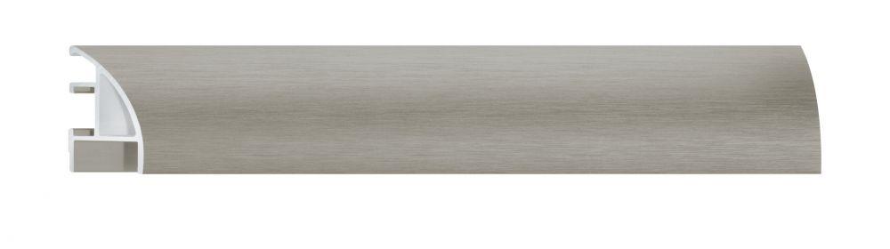 Aluminium lijst - NIELSEN - Profiel 87 - Mercury Structuur 87-327