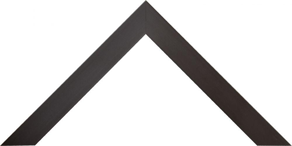 Barth aluminium wissellijst 1828 zwart