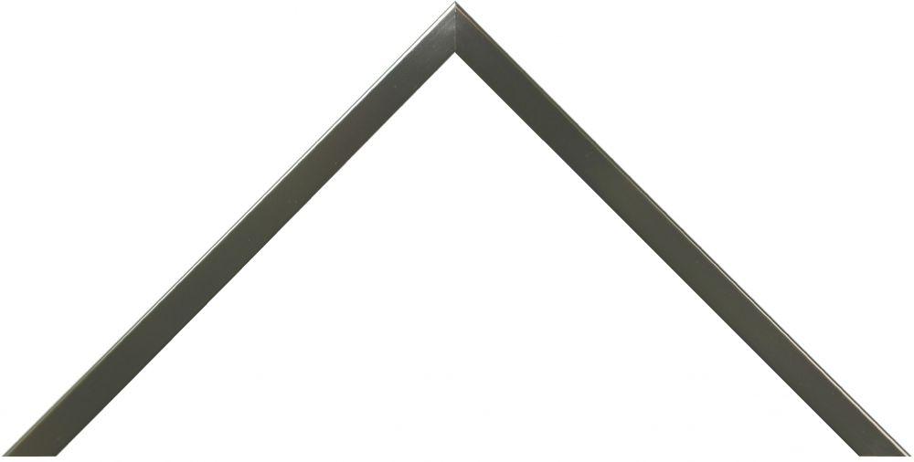 Barth aluminium wissellijst 916 Contrast grijs