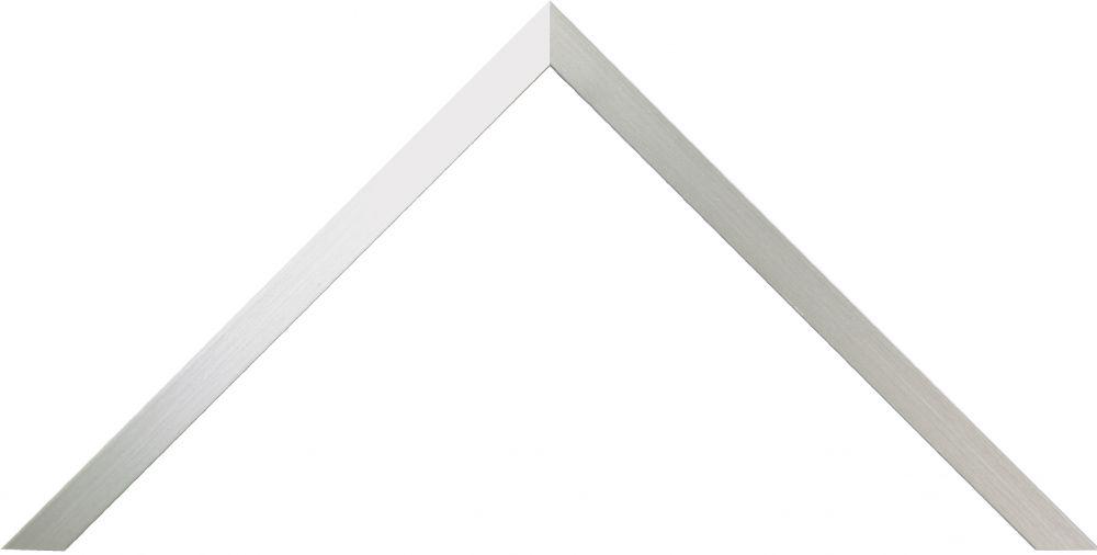Barth aluminium wissellijst 916 geschuurd aluminium
