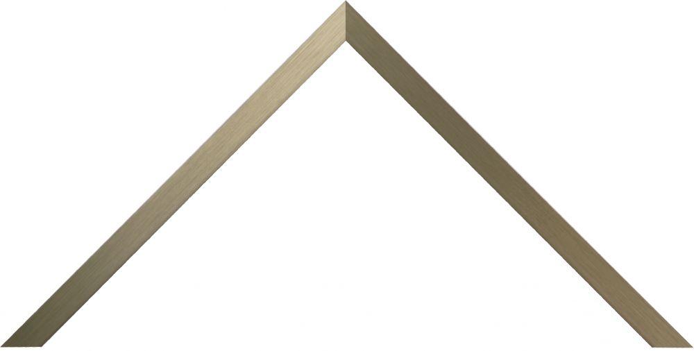 Barth aluminium wissellijst 916 geschuurd middel brons