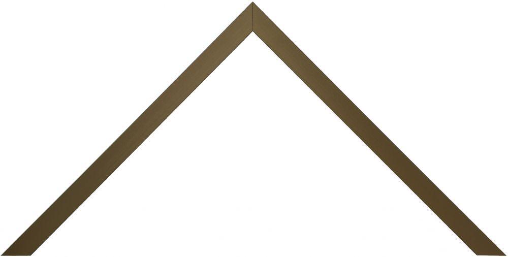 Barth wissellijst aluminium serie 916 bruin