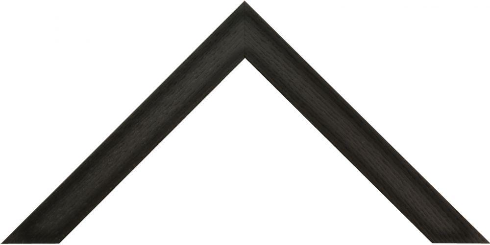 Barth wissellijst hout 211 zwart essen 211-711