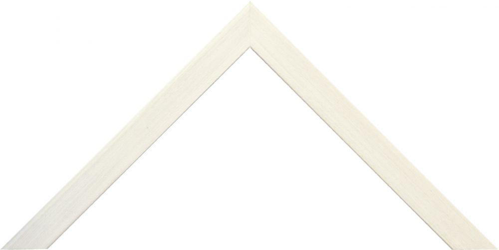 Barth wissellijst  hout serie 209 wit gewassen populier