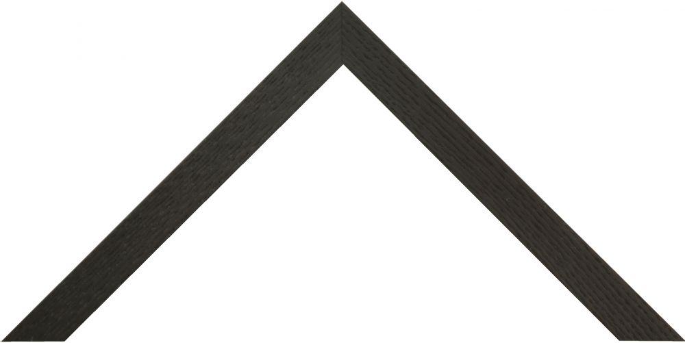 Barth wissellijst  hout serie 209 zwart essen