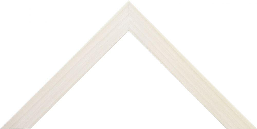 Barth wissellijst  hout serie 210 wit populier 210-377