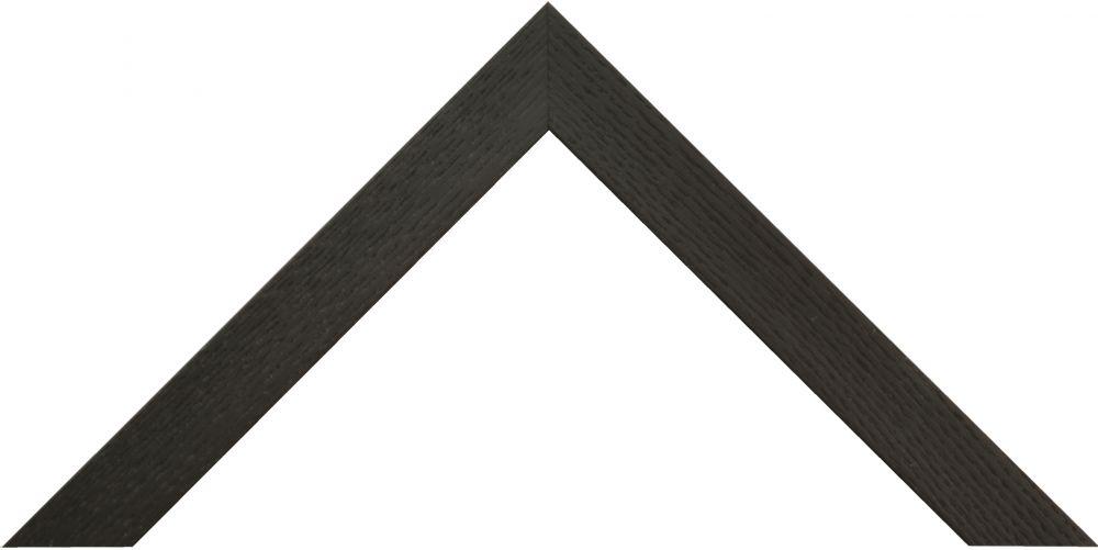 Barth wissellijst  hout serie 210 zwart essen 210-711