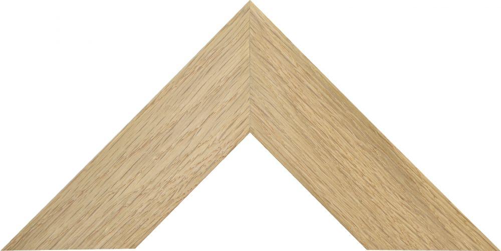 Barth wissellijst  hout serie 215 eiken (white oak) 215-222