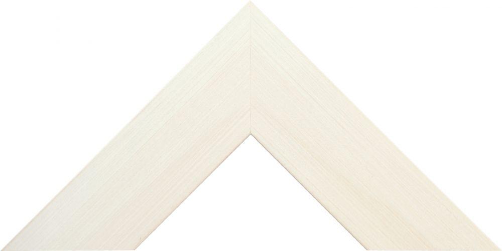 Barth wissellijst  hout serie 215 wit gewassen populier 215-300
