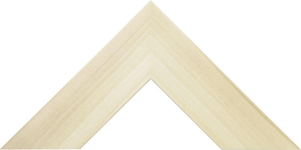 Barth wissellijst  hout serie 215 zwart essen(black ash) 215-711