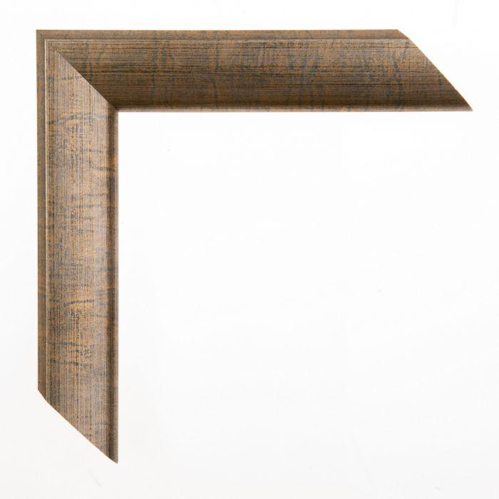 Houten lijst - Aicham - JAVA - Blauwgrijs breed 32 mm
