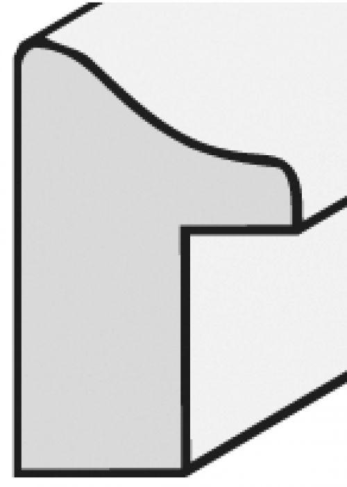Houten lijst - Aicham - PRIMUS I - Deens platina