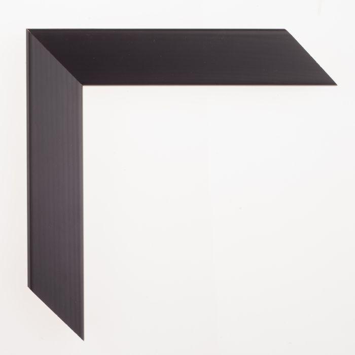 Houten lijst - Aicham - SENTO V - Zwart gelakt