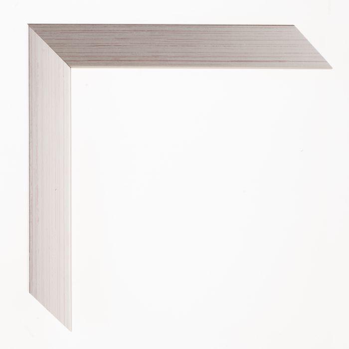 Houten lijst - Aicham - SENTO2A - Goya zilver breed 22 mm
