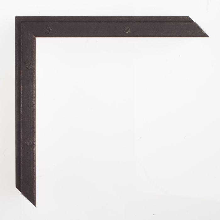 Houten lijst - ANVIL2 - Geolied staal breed 18 mm