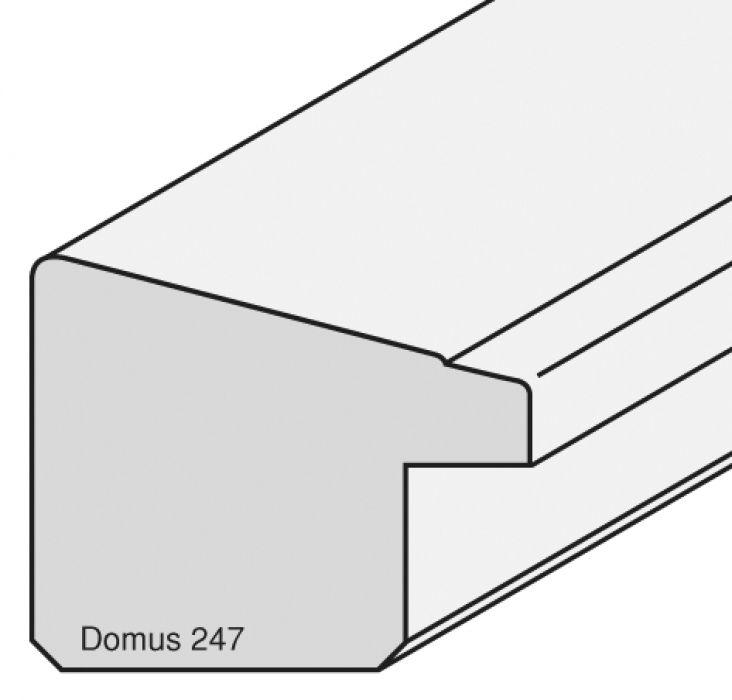 Houten lijst - DOMUS - Brons 27 mm