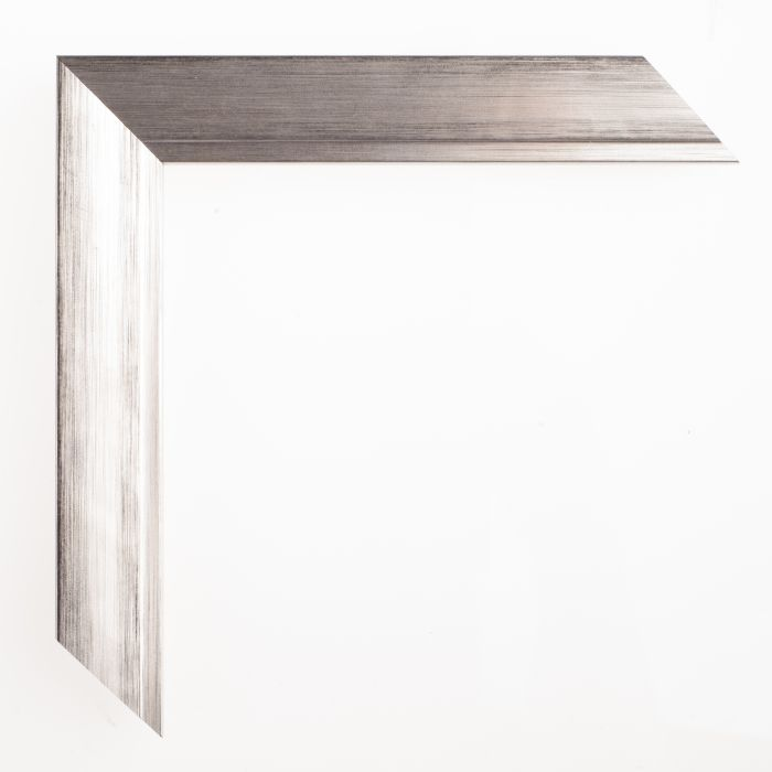 Houten lijst -  DOMUS - Zilver 27 mm