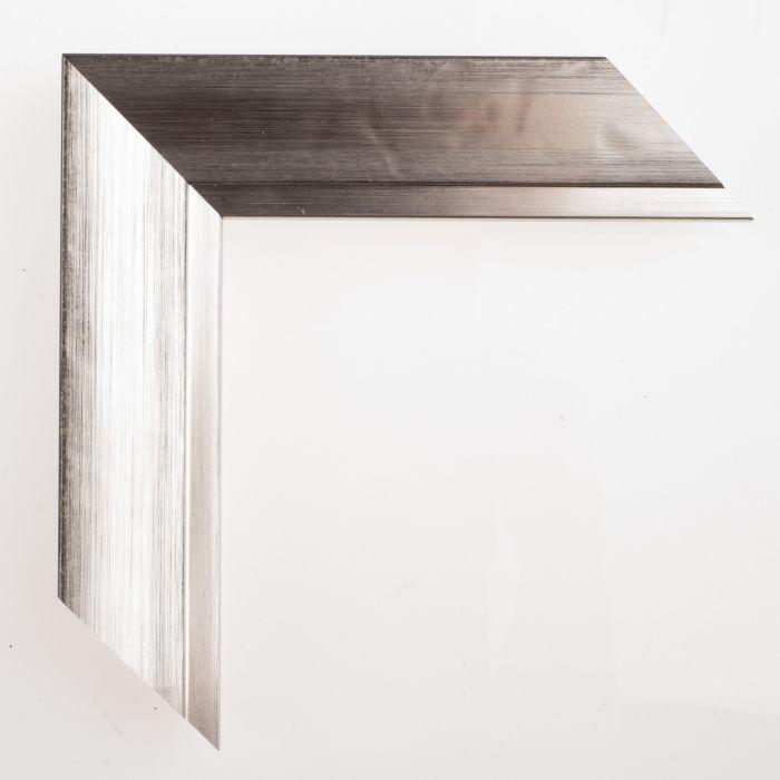 Houten lijst -  DOMUS - Zilver 45 mm