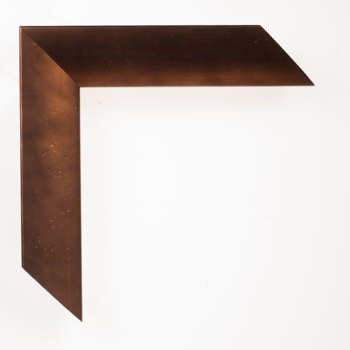 Houten lijst -  FERROSA - Bronze 37 mm