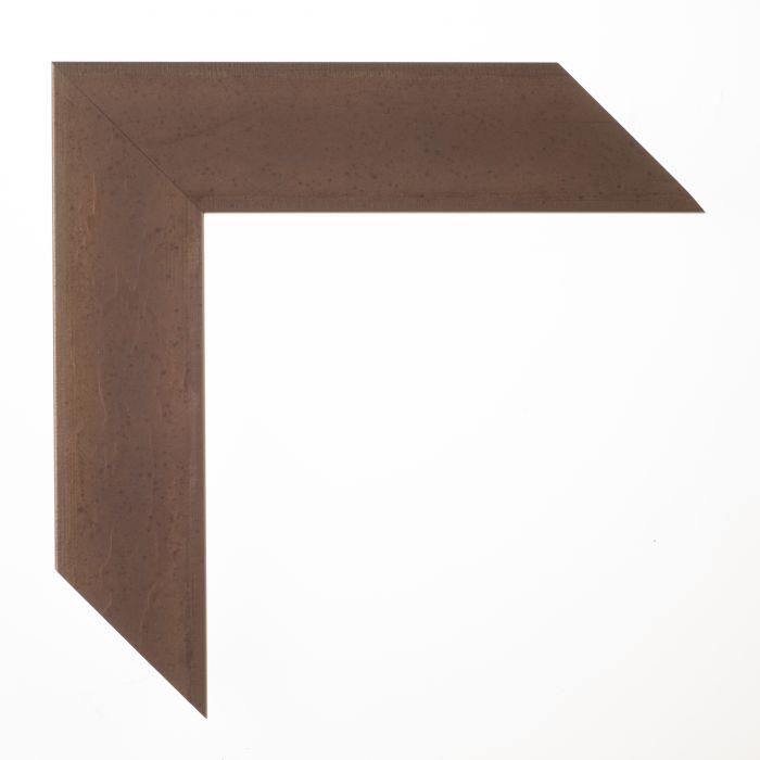 Houten lijst -  FOUNDRY - Brons breed 45 mm