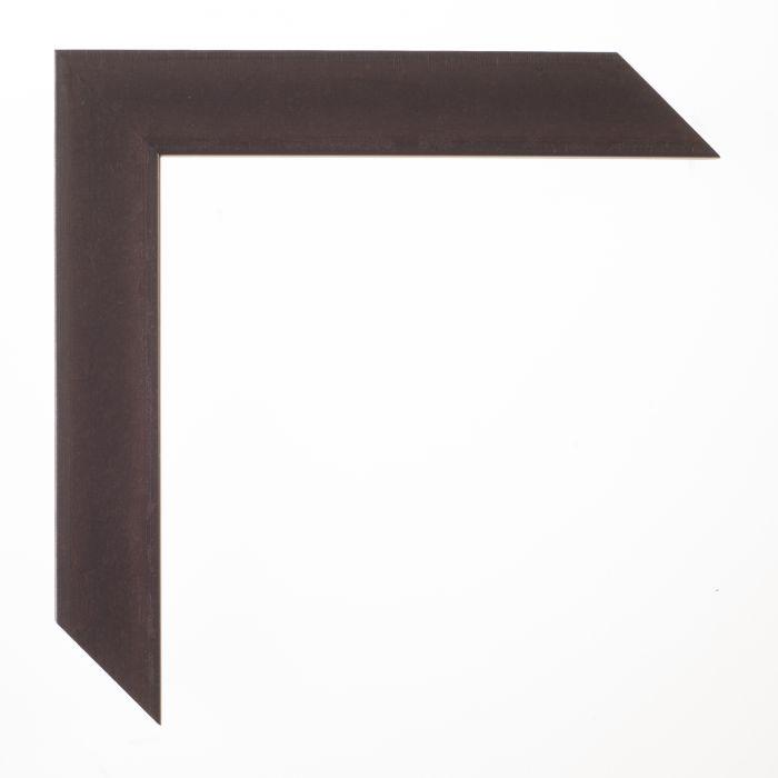 Houten lijst - FOUNDRY - Ijzer breed 28 mm