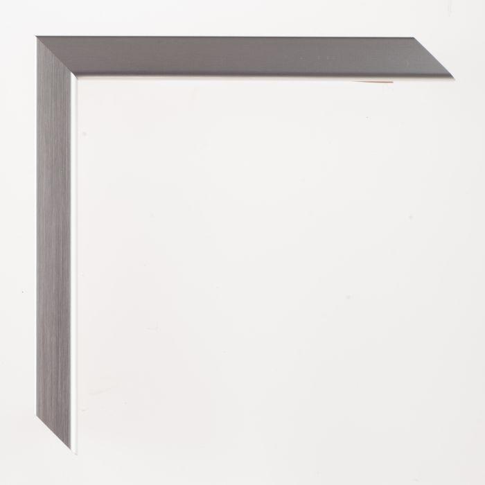 Houten lijst - TATE - Soft Silver 16 mm