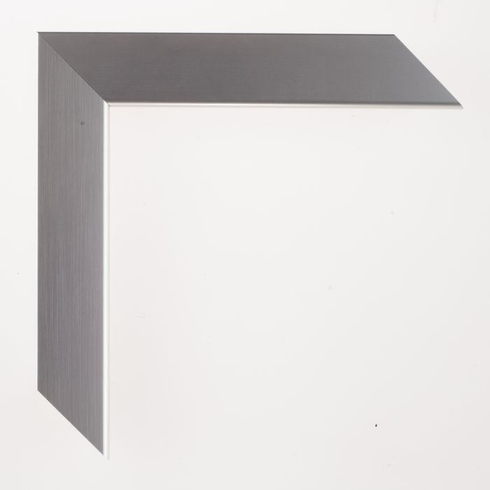 Houten lijst - TATE - Soft Silver 32 mm