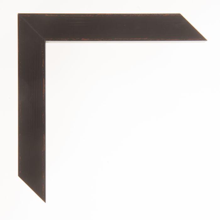 Houten lijst -  KOMODO - Zwart  breed 26 mm