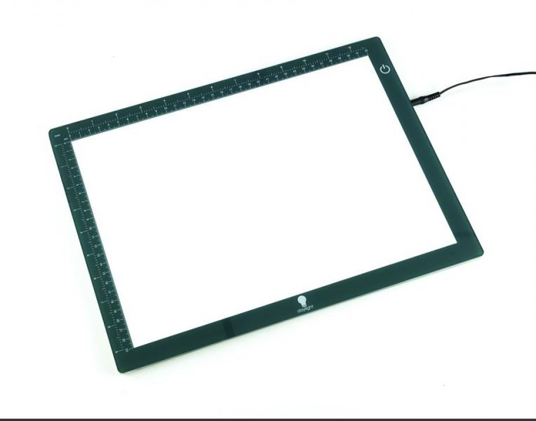 Wafer 1 Light Box (A4) Lichtbak 21x29.7
