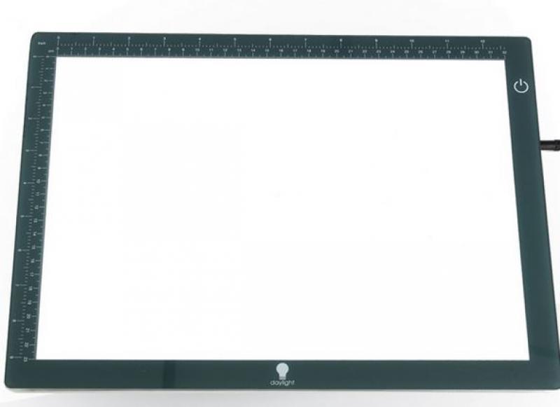 Wafer 11 Light Box (A3) Lichtbak 29.7x42