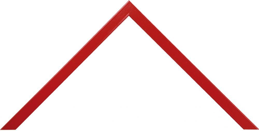 Barth Wissellijst aluminium serie 916 rood