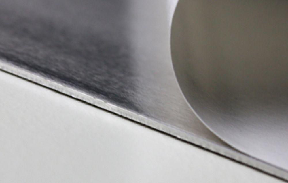 Zelfklevend Aluminium 1 mm