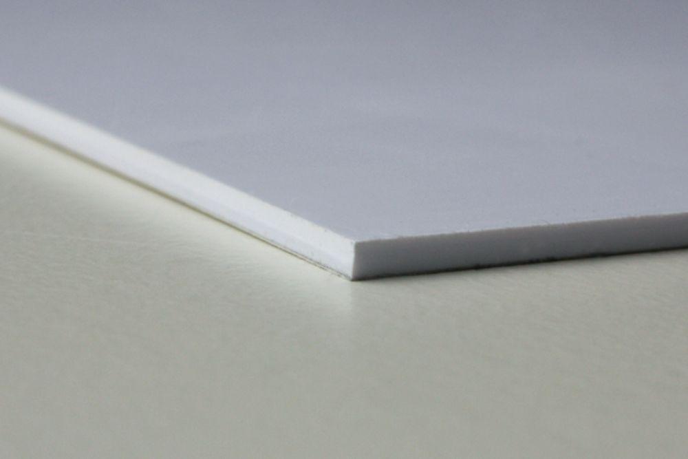 Zelfklevend Polystyreen 2 mm