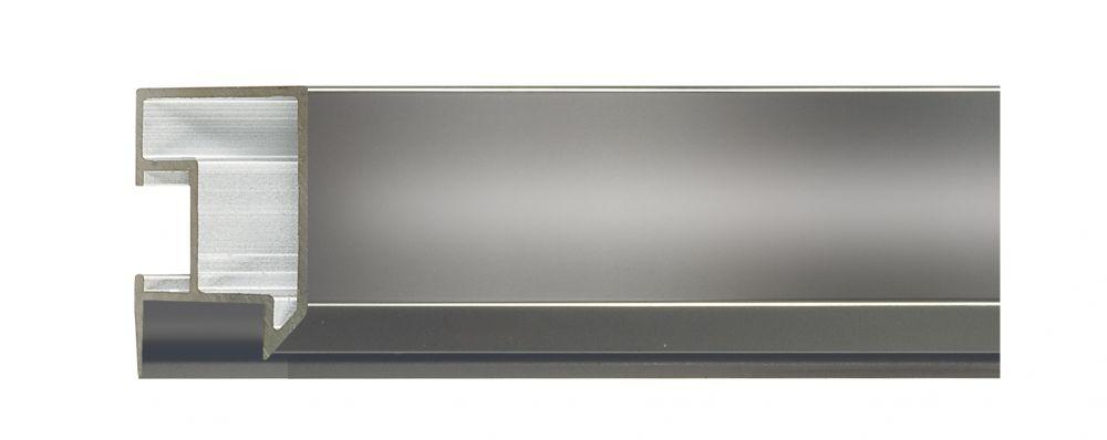 Aluminium lijst - NIELSEN - Profiel 262 -006  Contrast Grey