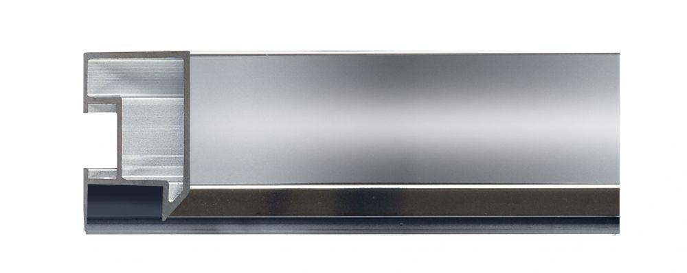 Aluminium lijst - NIELSEN - Profiel 262 -009  Pewter