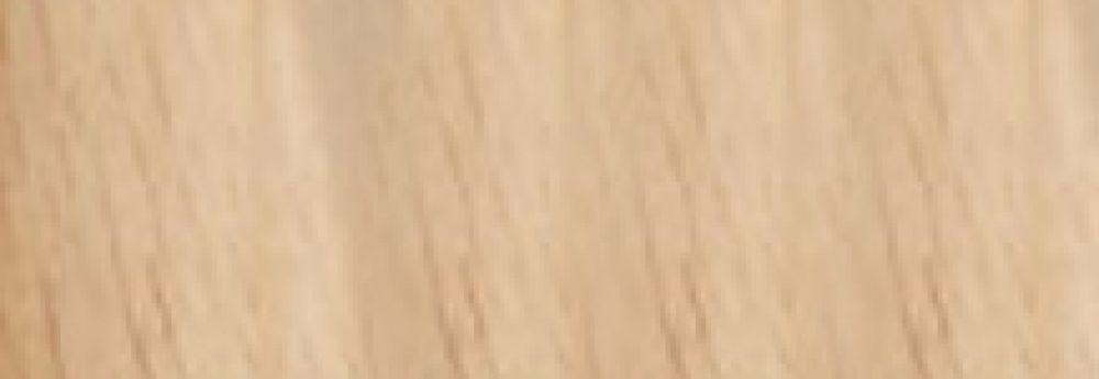 Aluminum baklijst  kleur oak fineer