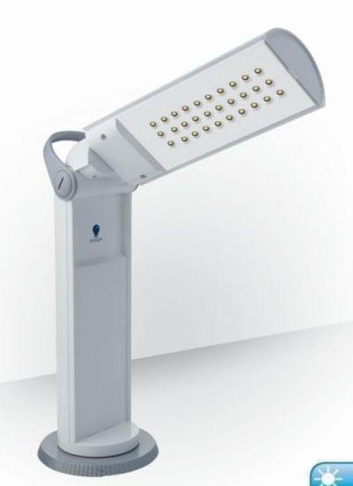 Daylight Twist draagbare LED lamp