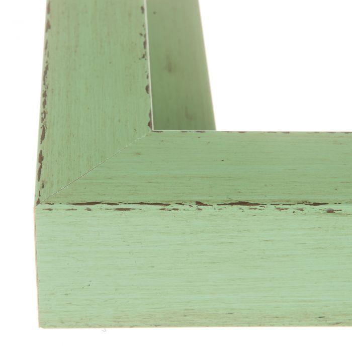 Houten baklijst -  KOMODO2 -  Groen, Jade - Baklijst