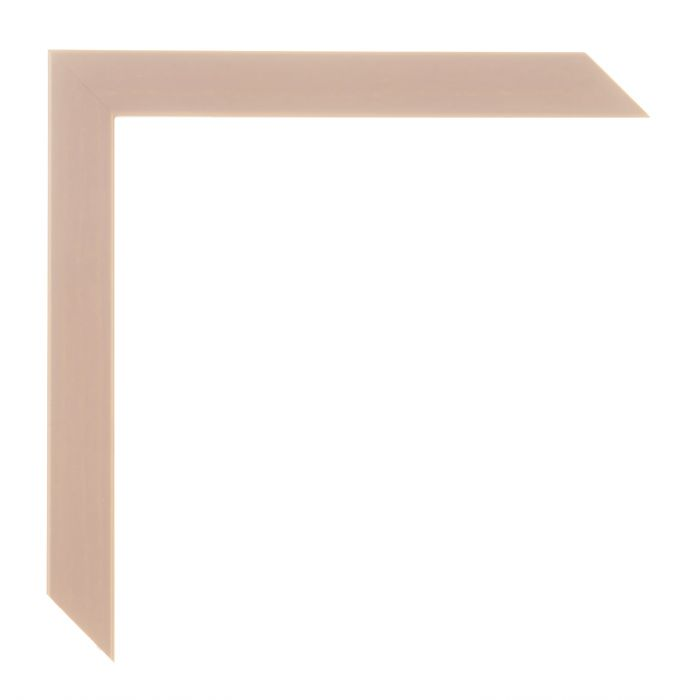 Houten lijst -  HARLEQUIN - Roze breed 20 mm