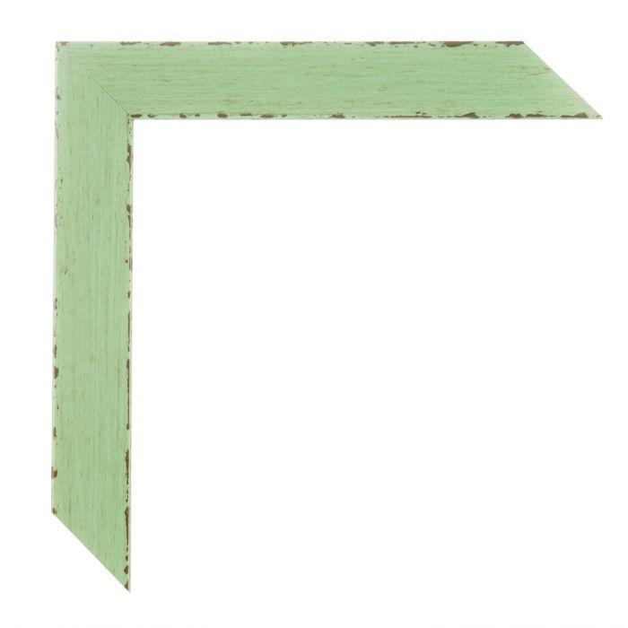 Houten lijst -  KOMODO2 - Celadon, Groen, Jade