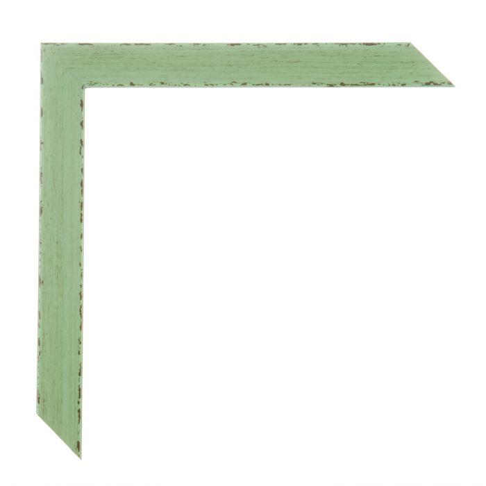 Houten lijst -KOMODO2-groen